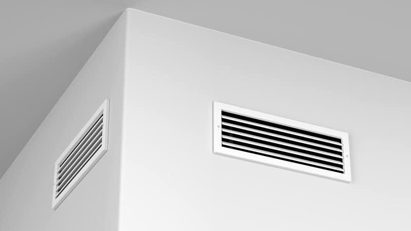 pulizia diffusori aria e bonifica